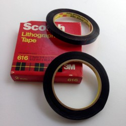 Scotch lithographers tape 616
