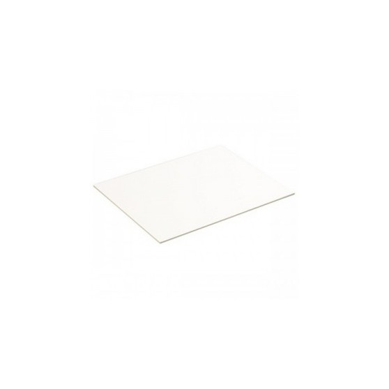 Mat board 71x101cm, 0.5mm-thick 400g/m² 25 sheets