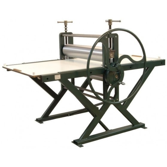 JW-120 etching press