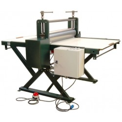 JWE-120 etching press