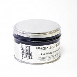 Graphic Chemical black etching ink