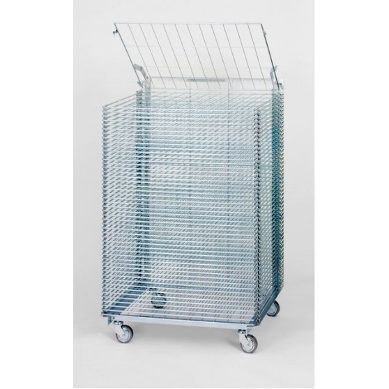 Drying rack 62x91cm 50 trays