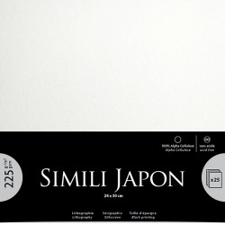 Simili Japon 225g/m²