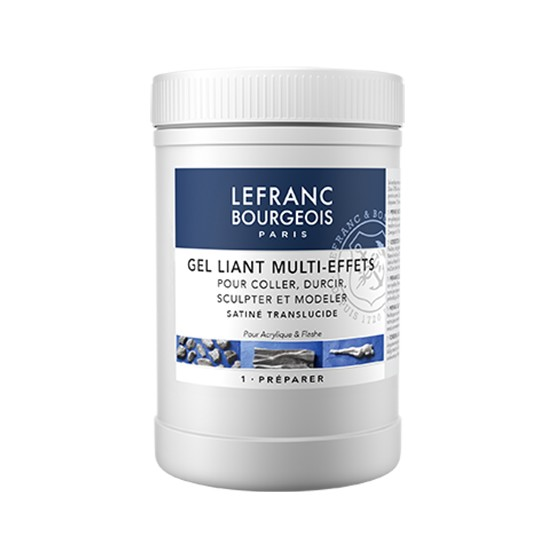 Lefranc Bourgeois binding gel