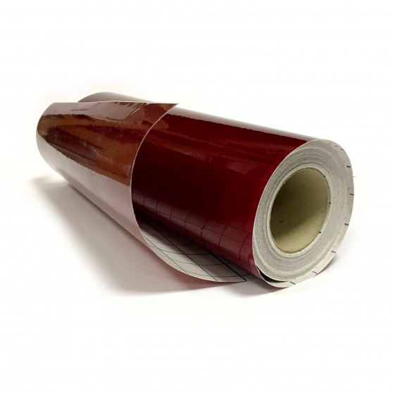 Inactinic adhesive roll