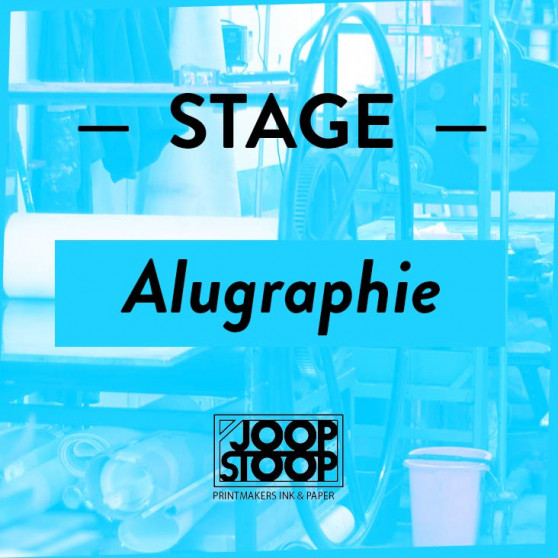14/03 - Stage alugraphie