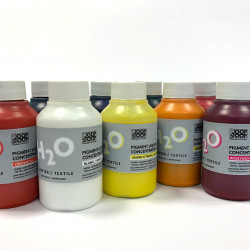 H2O concentrated pigment