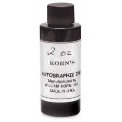 Autographic ink Korn