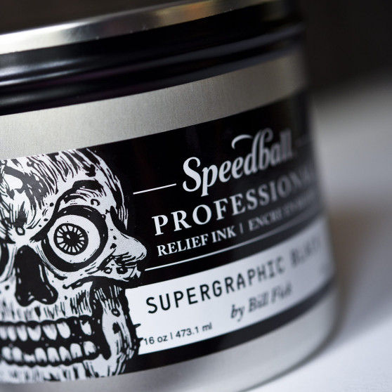 Encre relief Speedball Professional