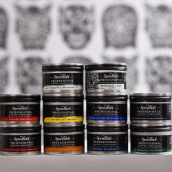Speedball Professional relief ink transparent base