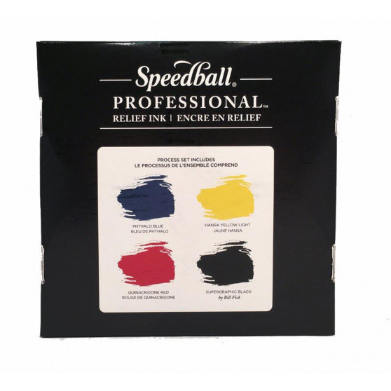Set Speedball Professional relief