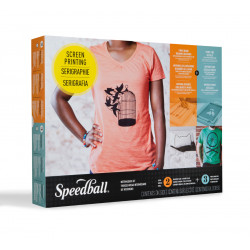 Speedball silkscreen intermediate kit