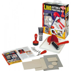 ESSDEE Lino cutting & printing kit